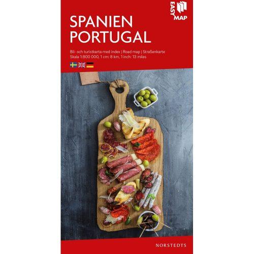 bil-och-turistkarta-over-spanien-och-portugal-9789113083445