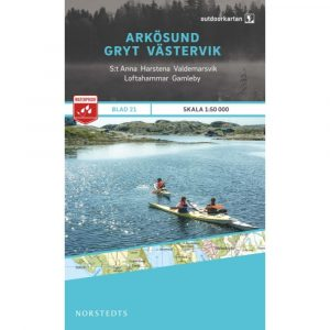 Outdoorkarta 21 Arkösund-Gryt-Västervik-9789113068428-1000x1000