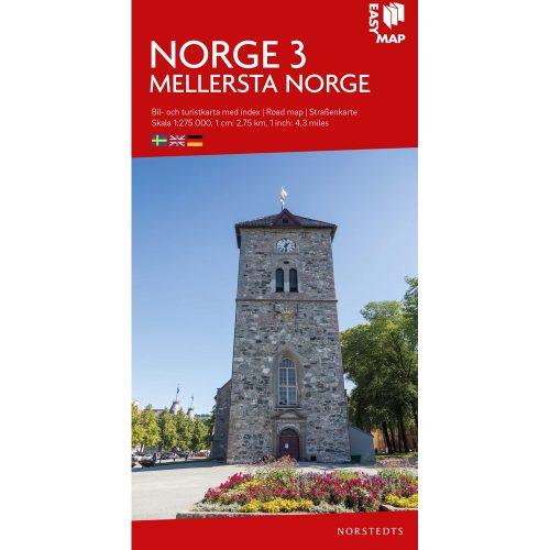 bil-och-turistkarta-over-mellersta-norge-del-3-framsida-9789113083377-easy-map