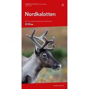 bil-och-turistkarta-över-nordkalotten-9789113084220-En detaljerad och praktiskt karta över Nordkalotten