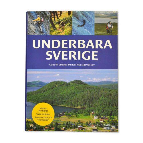 Bok och guide underbara Sverige framsida 9789113077437