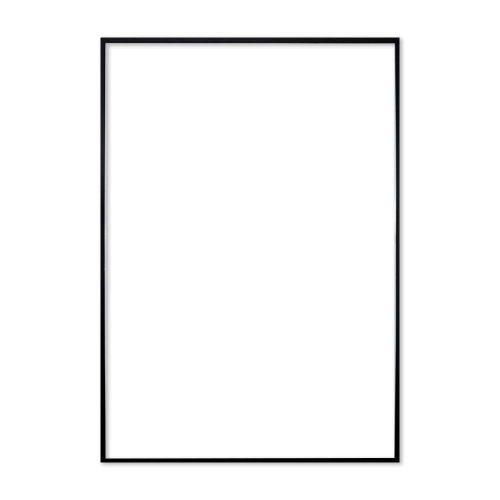 svart-träram-fotoram-70-x-100-cm