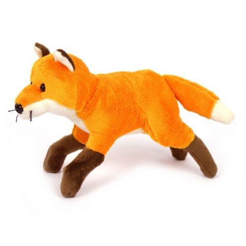kartkungen-räven-mjukisdjur-räv-23-cm
