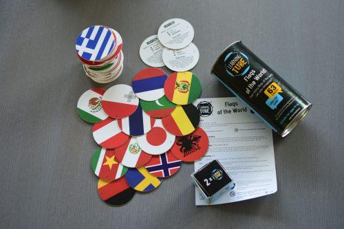 Kortspel - Flaggor av världen 5214001024070_1