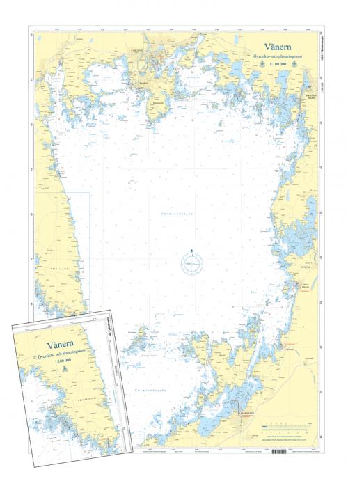 sjokort-hydrographica-oversikts-och-planeringskort-vanern-vikt-O13000V_HG13
