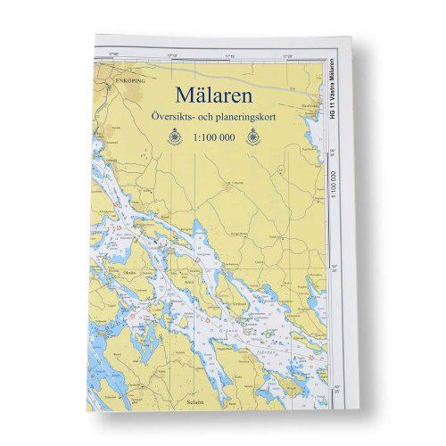 sjökort-mälaren-kartkungen-hydrographica-vikt