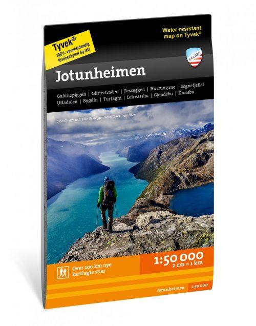 turkart-jotunheimen-150-000-9789188779625