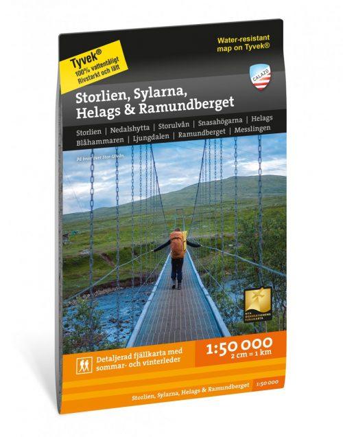 karta-storlien-sylarna-helags-ramundberget-150-000-vandring-jamtland-calazo